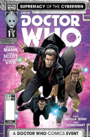 Doctor Who: Supremacy of the Cybermen - Issues 1 to 5 - Full Set of 5 Comics (All Cover A)